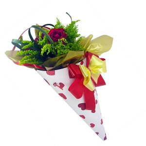 Cone de Flores Frente