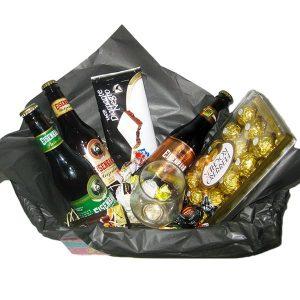 Kit de Cervejas com Ferrero Frente