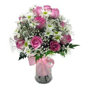 Arranjo Dona Flor Arranjo de Flores Frente