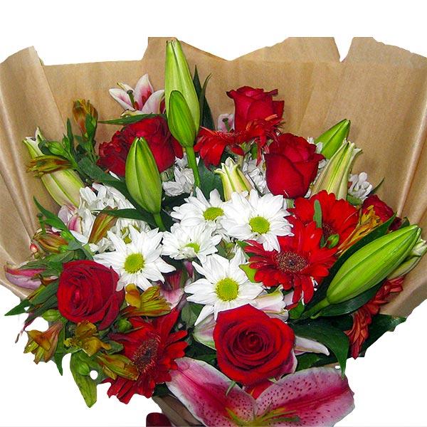 Buquê Beleza das Flores Buquê de Flores Perto