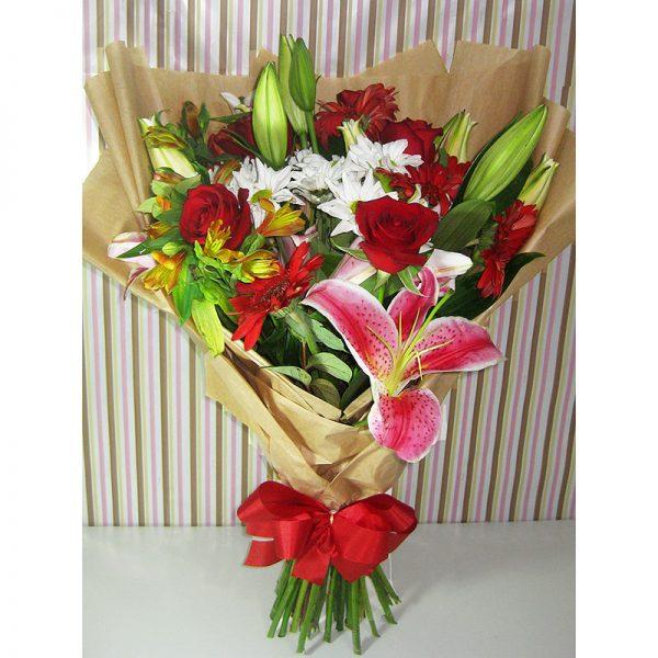 Buquê Beleza das Flores Buquê de Flores Still Frente