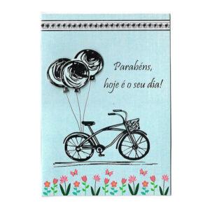Cartão de Aniversário 1 Frente