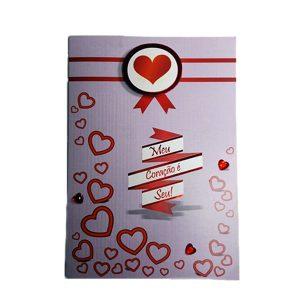 Cartão Amor 11 Frente
