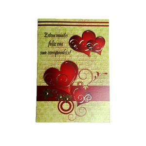 Cartão Amor 12 Frente