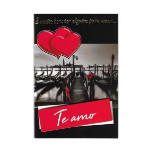 Cartão Amor 1 Frente