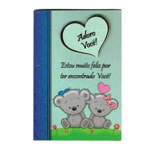 Cartão Amor 3 Frente