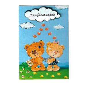 Cartão Amor 5 Frente