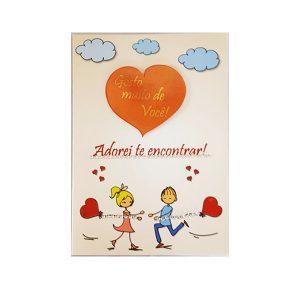 Cartão Amor 7 Frente